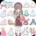 Vlinder Life: Dress up games icon