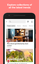 Pinterest APK screenshot thumbnail 5