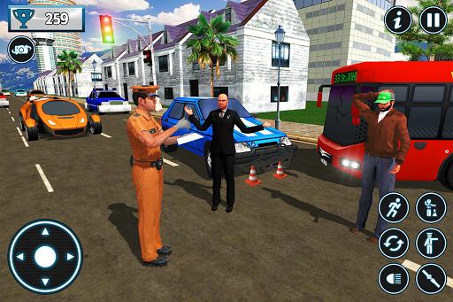 Police City Traffic Warden Duty 2019 2.0 screenshots 6