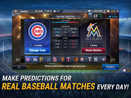 MLB 9 Innings GM 2.6.0 screenshots 3