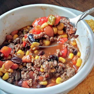 Taco Soup With Ranch Dressing And Black Beans Recipes
