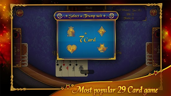 29 Card Game- screenshot thumbnail