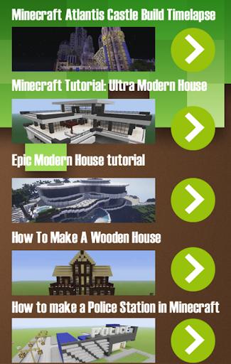 Minecraftのビルのチュートリアル|玩冒險App免費|玩APPs
