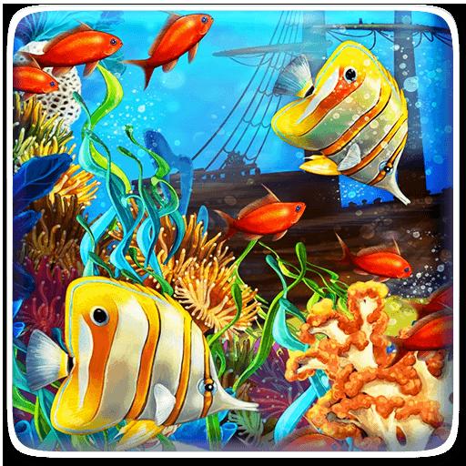 Fish Live Wallpaper Icon
