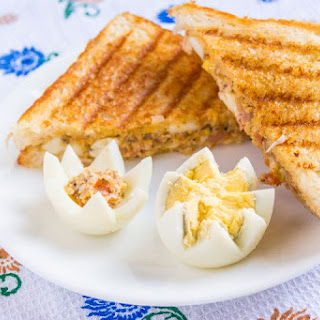 Egg Mayo Sandwich Recipes