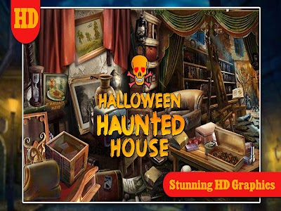 Halloween Haunted House screenshot 15