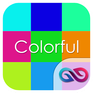 Colorful Launcher Theme FREE apk