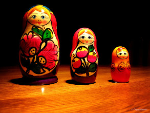 Photo: May 1, 2012 - Romanian Nesting Dolls #creative366project curated by +Jeff Matsuya and +Takahiro Yamamoto #under5k +Creative 366 Project   I bought these dolls in Romania while on a medical mission trip in 2010.