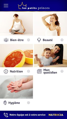 android Nutricia - Les Petits Princes Screenshot 4