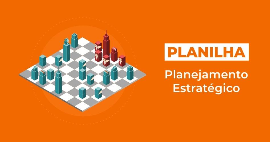 Planilha de Planejamento Estratégico