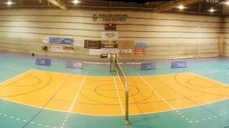 El escenario de la Copa de Andalucía.