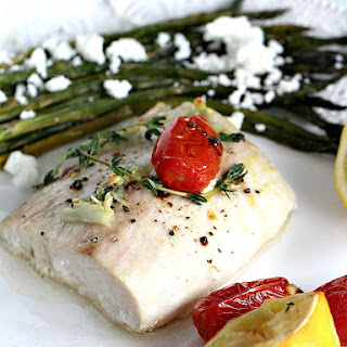 Oven Roasted Mahi Mahi - 30 Minutes Dinner