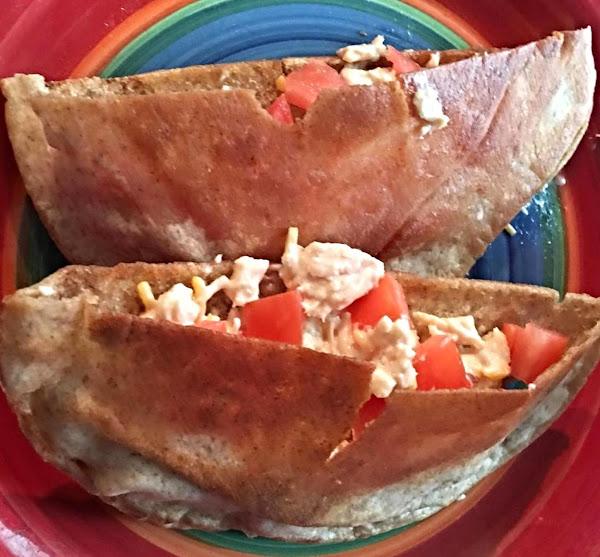 Valley Fresh Chicken Pita Sandwich Recipe