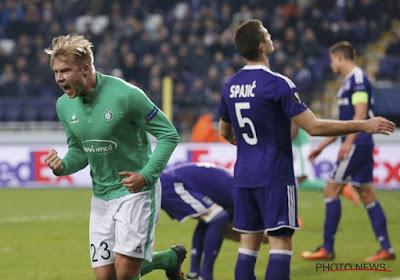 Anderlecht verliest met 2-3 van Saint-Etienne en is eerste plaats groep kwijt