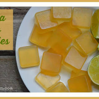 Tequila Lime Gummies.