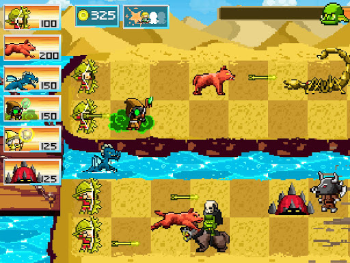 Defenders of the Realm : an epic war ! cheat screenshots 2