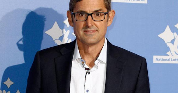 Louis Theroux: Parenthood is harder than making documentaries