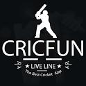CricFun - Cricket Live line icon