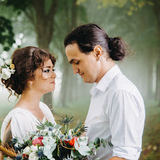 Wedding photographer Andrey Teterin (Palych). Photo of 30.09.2018