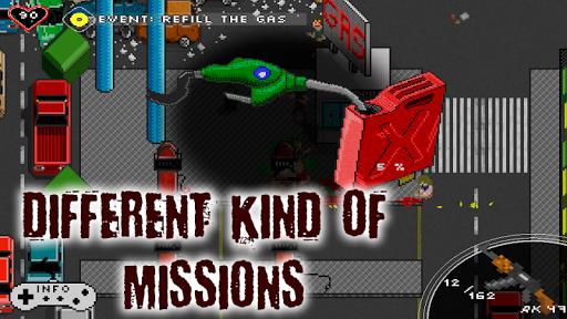 Dead Chronicles: retro pixelated zombie apocalypse 2.6.3 screenshots 4