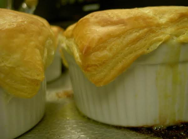 Chicken Pot Pies Recipe