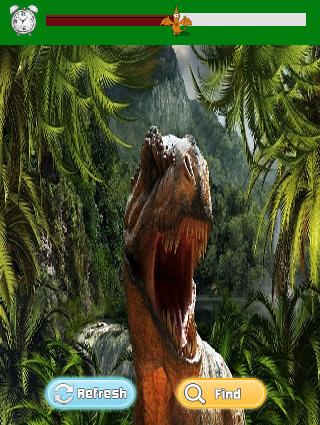Dinosaur Extreme Challenge