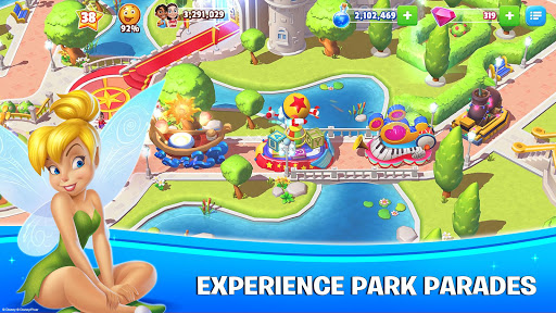 Disney Magic Kingdoms: Build Your Own Magical Park  screenshots 4