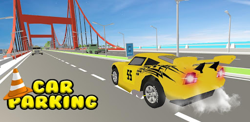McQueen Car Parking School for PC