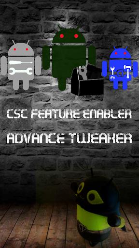 Samsung CSC Master+Tweaker Pro screenshot 6