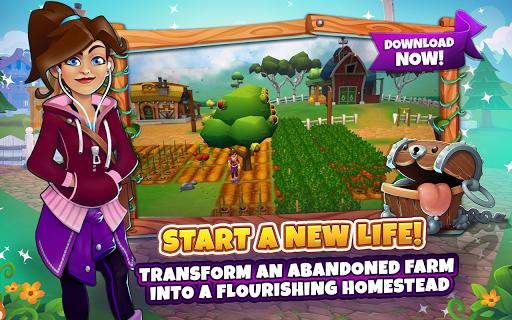 Télécharger gratuit Farmer's Fairy Tale APK MOD 1