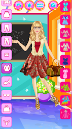 High School Dress Up For Girls APK screenshot thumbnail 13
