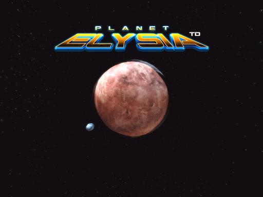 Planet Elysia TD 25 APK MOD screenshots 1