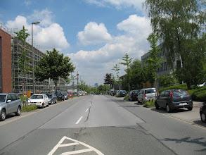 Photo: Otto-Hahn-Straße