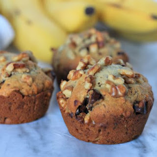 Banana Bread Muffins Without Baking Soda Recipes.
