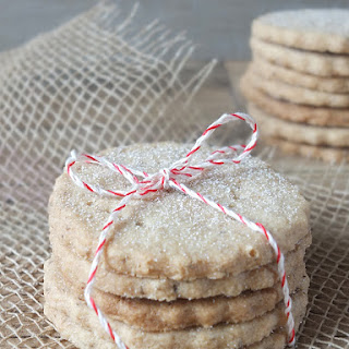 Orkney Beremeal Shortbread with Scottish Seaweed