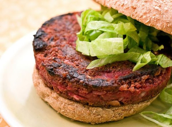 Burgers With A Beet Recipe