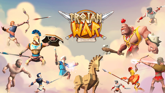 Trojan War: Rise of the legendary Sparta Mod Apk (Unlimited Money) 8