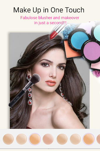 Face Beauty Makeup-InstaBeauty 1.0.5 screenshots 3