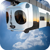 Sky Train Driving 2017 -  Train 3D Game Simulator