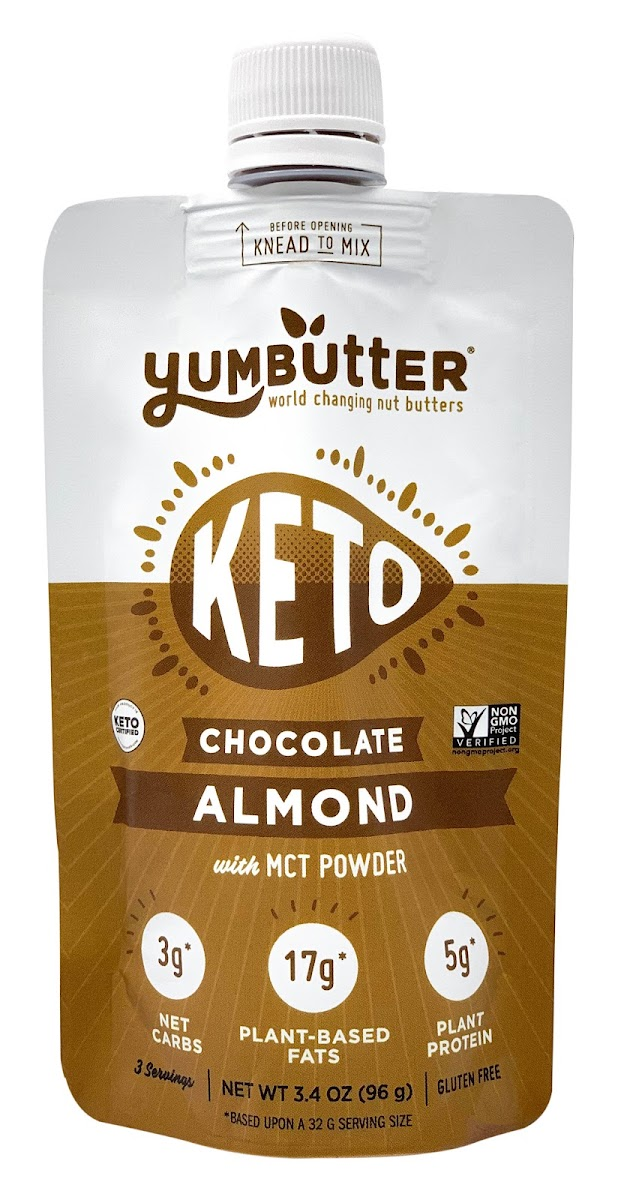 Keto Chocolate Almond Butter