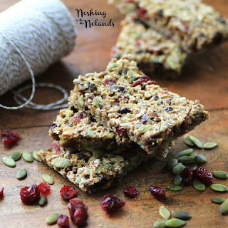 Playground Granola Bars for #SundaySupper
