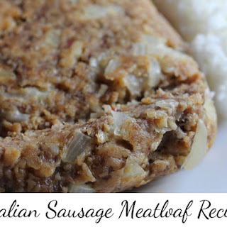 Meatloaf With Sausage Meat Recipes