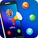 Call Announcer: Hands-Free Caller Announcement icon