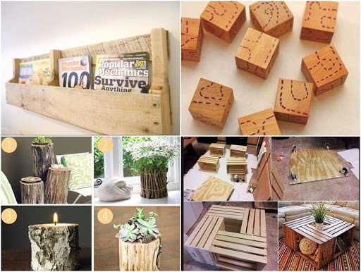 DIY Wood Craft Project