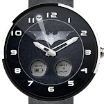Watch Face Batman Icon