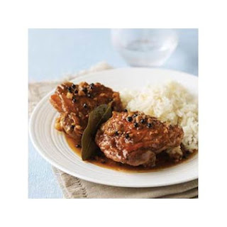 Goreyhaus' Filipino Chicken Adobo