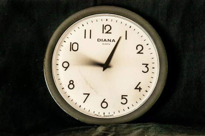 """""""Time"""" di FabioPozzi"""