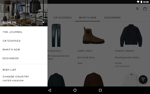 MR PORTER screenshot 14