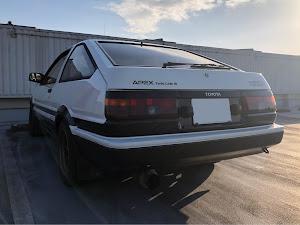 スプリンタートレノ AE86 GT-APEX・S59のカスタム事例画像 sasashu86さんの2021年01月13日11:33の投稿