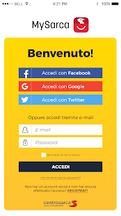 App MySarca APK for Windows Phone